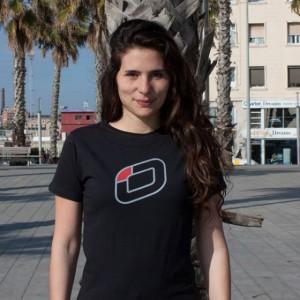 t-shirt O tee woman